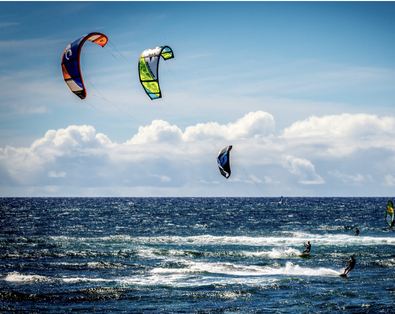 Rocky Point Kite Surfing Mexico